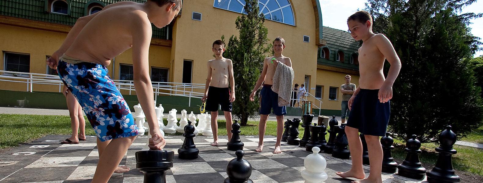 Óriás sakk
